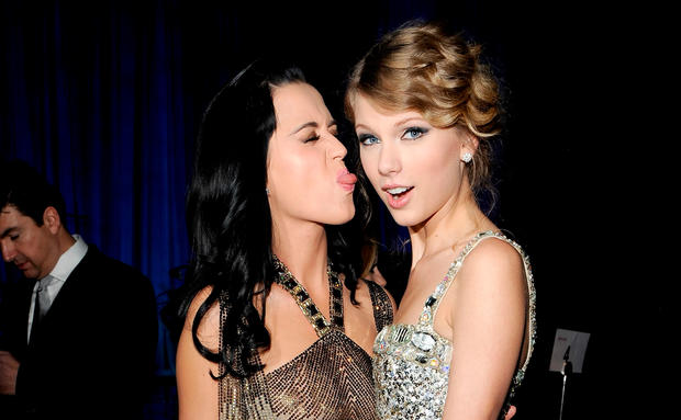 "Taylor Swift vs. Katy Perry: Kein ""Bad Blood"" mehr?"