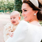 Prince Louis Taufe Kate Middleton