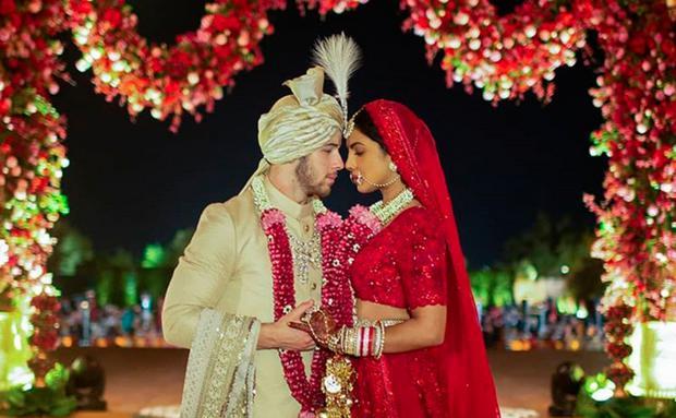 Priyanka Chopra So Schon Waren Ihre Hochzeitskleider Woman At