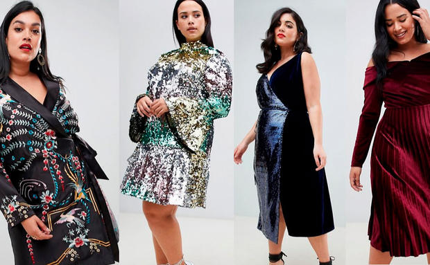 Party in Plus Size