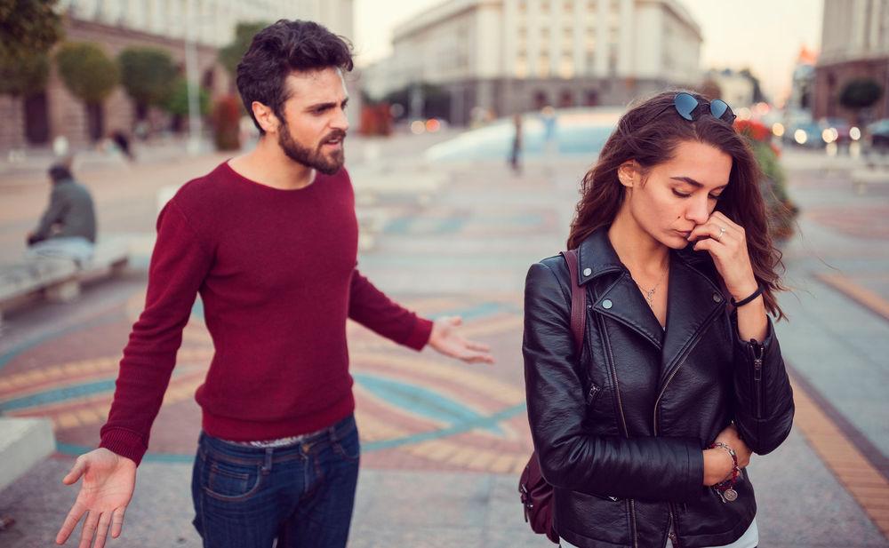 Streit in der Beziehung? Darum solltest du NIE mit