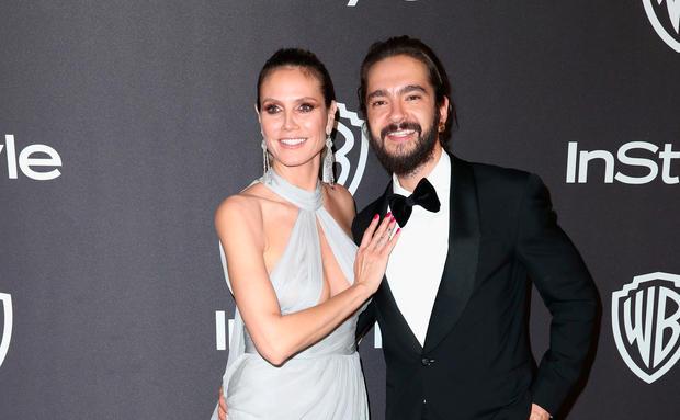 Heidi Klum Tom Kaulitz Werden Sie In Deutschland Heiraten
