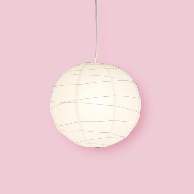 Ikea Hack: Regolit Lampe wird zum Kindertraum • WOMAN.AT