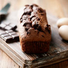 double choco banana bread