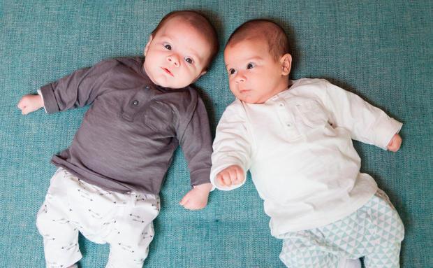 eineiige zwillinge unterschiedliches geschlecht