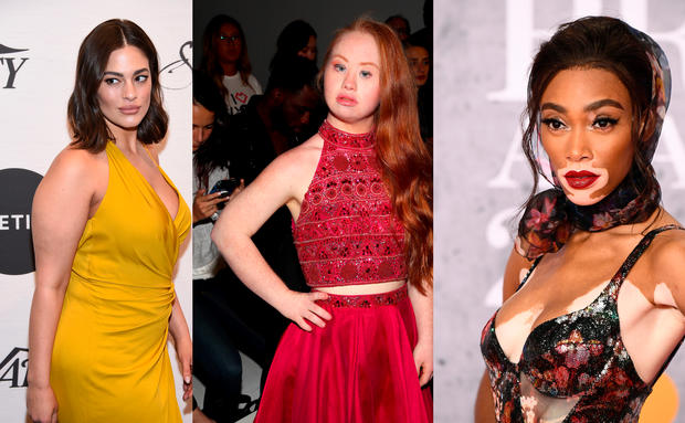 Ashley Graham, Winnie Harlow, Madeline Stuart: Diese Models haben die Modeindustrie revolutioniert
