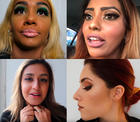 schlechtes makeup youtube