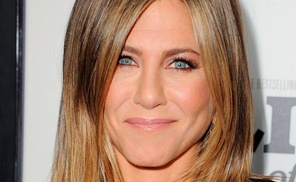 Jennifer Aniston nackt - und mit wichtiger Botschaft