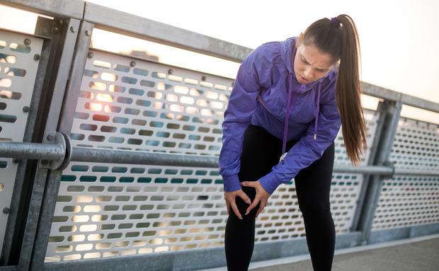 Knieschmerzen beim Wandern? Fünf Tipps, um die Knie zu..