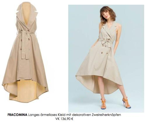 hohe Qualität üppiges Design Bestpreis Shop the Look: Meghan Markles Trenchcoat-Kleid • WOMAN.AT