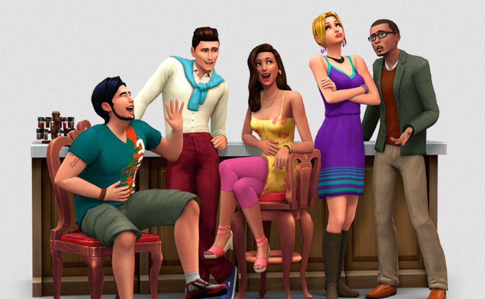 Achtung, Nostalgie: Man kann Sims 4 noch heute gratis
