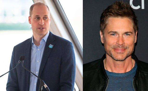 rob lowe prinz william