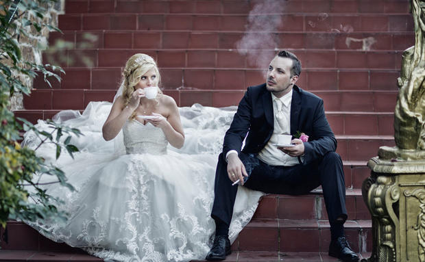 vape wedding
