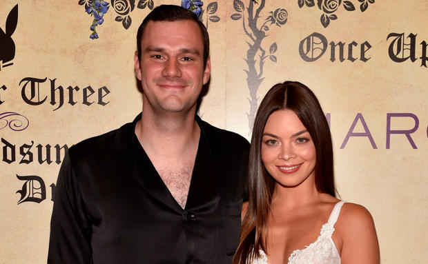"""Playboy""-Erbe Cooper Hefner heiratet ""Harry Potter""-Star Scarlett Byrne"