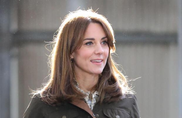 Kate Neue Frisur