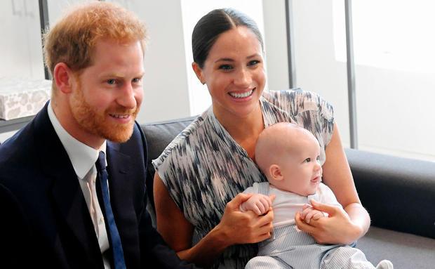 Britische Königsfamilie gratuliert Herzogin Meghan zum Geburtstag