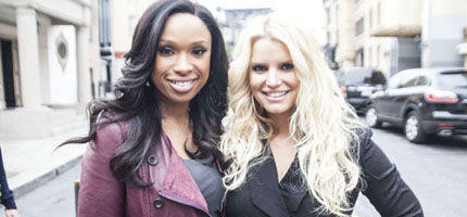 Jessica Simpson & Jennifer Hudson: Weight Watchers Clip