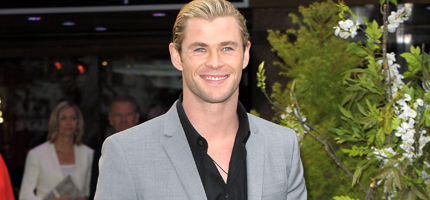"""Fifty Shades of Grey"": Spielt Chris Hemsworth Christian Grey?"