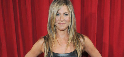 Jennifer Aniston als Friseurin