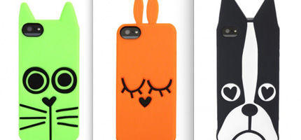 Tierisch! iPhone-Cases von Marc Jacobs