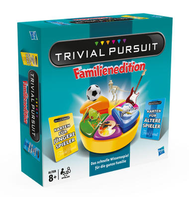 Trivial Pursuit, Hasbro
