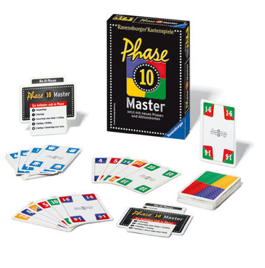 Phase 10, Ravensburger