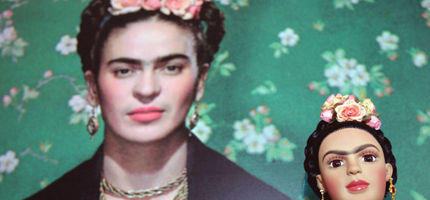 Faschings-Inspiration: Frida Kahlo