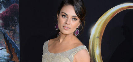 Mila Kunis: Shopping in der Nacht