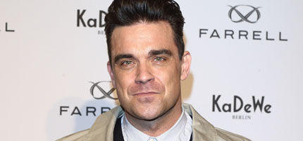 Robbie Williams: Neue Modekollektion