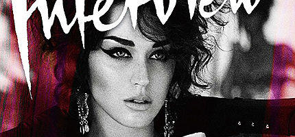 Kate Perry, Amy Winehouse, Cover - Katy Perry als Amy Winehouse-Lookalike