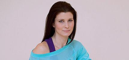 Die Zib Flash Moderatorin Yvonne Lacina Findet Ihren Ausgleich Bei