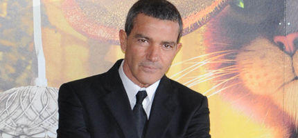 Lifeball: Antonio Banderas vertritt Melanie Griffith