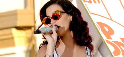 Katy Perry legt Showbiz-Pause ein