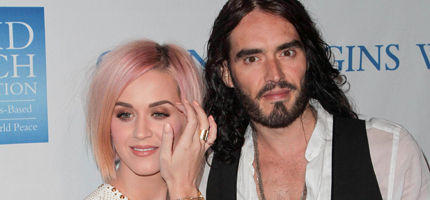 Katy Perry: Russel Brand ist schuld am Ehe-Aus