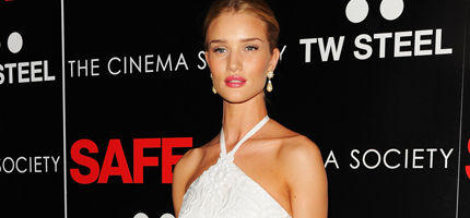 Rosie Huntington-Whiteley will Mutter werden