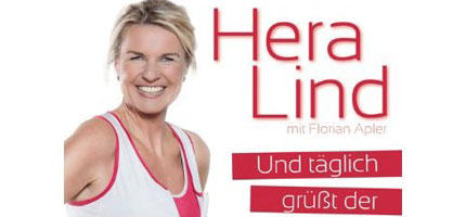 Hera Lind: Neue Workout-DVD