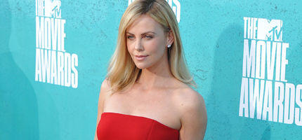 Charlize Theron: Als Single-Mama zufrieden