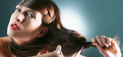 Haareschneiden Das Können Sie Auch Selbst Womanat