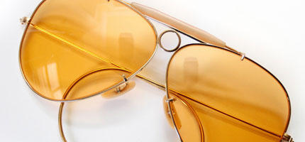 Limited Edition: Ray Ban Ambermatic