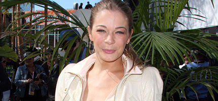 LeAnn Rimes: In Anti-Stress-Klinik