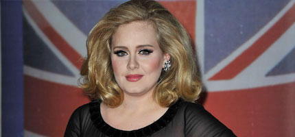 Adele: Plus-Size-Kollektion für Burberry