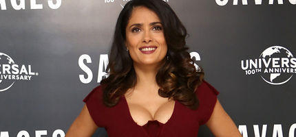 Salma Hayek: Harter Start in Hollywood