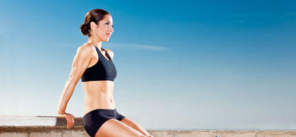 Workout: Straffe Arme