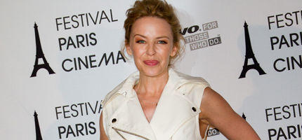 Kylie Minogue: Rolle in Musical-Film