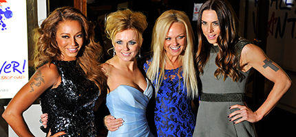 Spice Girls: Musical-Premiere