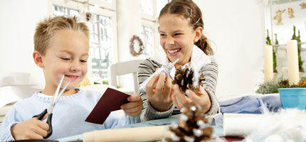 weihnachtsbasteln mit kindern woman at. Black Bedroom Furniture Sets. Home Design Ideas