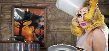 "Lady Gaga gastiert in Wien mit der Mega- Show ""The Monster Ball starring Lady Gaga"""
