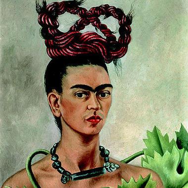 meisterwerke von frida kahlo beauty wellness woman at. Black Bedroom Furniture Sets. Home Design Ideas