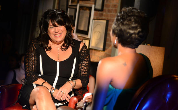 """Fifty Shades of Grey"": E. L. James im Interview"