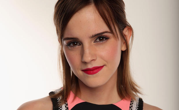 Emma Watson in 'Shades of Grey'?